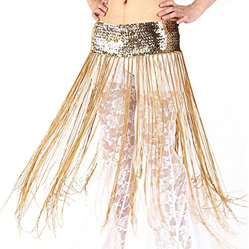 Bollywood Kostüm Name - Brightup Schal Gürtel Rock Brillante Hüfte