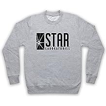 The Flash Star Laboratories Adultos Sudadera