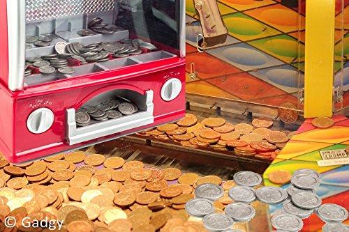 Gadgy–Coin-Pusher-Mnzschieber-Geldspielautomat