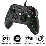 USB filaire Xbox One Controleur manette Gamepad Joypad Ergonomisches Design Für Xbox One PC Schock Vibration