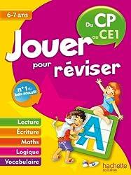 Jouer pour réviser - Du CP au CE1 6-7 ans
