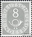 Prophila Collection BRD (BR.Deutschland) 127 1951 Posthorn (Briefmarken für Sammler)