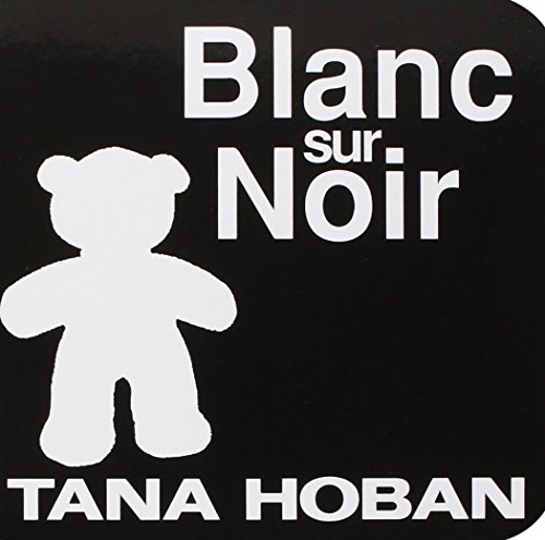 Blanc sur noir