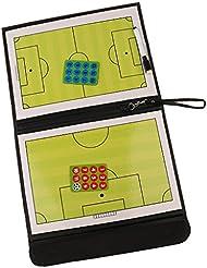 Sharplace Pliable Tableaux Tactique Magnétique Entraîneur de Football Aide de Coaching avec Stylo Marqueur