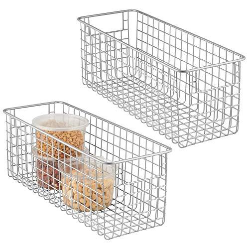 MDesign Juego 2 cestas organizadoras Multiusos - Cajas