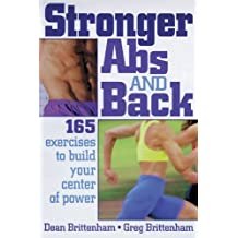 Stronger Abs and Back by Dean Brittenham (1997-02-24)