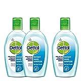 #7: Dettol Sanitizer - 50 ml (Fresh, Buy 2 Get 1 Free)