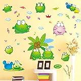 Znzbzt Pez de dibujos animados infantiles de montaje en pared la decoración de la habitación...