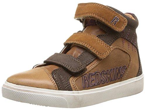 Redskins  Doniskid,  Sneaker bambino Marrone (Marron (Cognac/Marron))