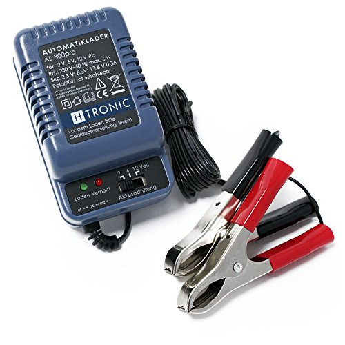 Price comparison product image H-TronicAutomatic lead-acid battery wall socket charger AL 3001248217