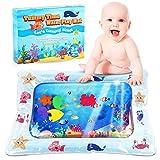Fanuk Tapis Gonflable pour Enfants et bébés Tapis de Jeu pour bébé comme Centre...