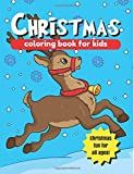 Christmas Coloring Book for Kids: Large Christmas Coloring Pages (8.5 x 11 in.): Volume 7 (Holiday Coloring)