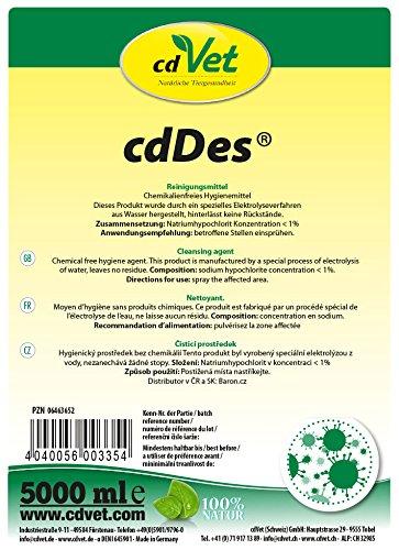cdDes-5000-ml