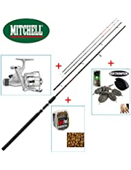 PACK COMPLET FEEDER /QUIVER MITCHELL GT PRO + ACCESSOIRES