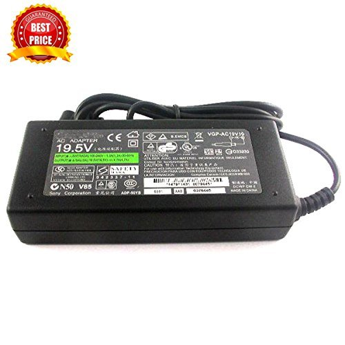Sony Original VIAO 19.5V 4.7A 90W AC Adapter For Sony Vaio VGN-FW Series