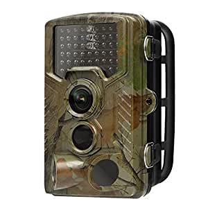 Trail Camera, Wildlife Hunting Game Camera 1080P 16MP 2.4