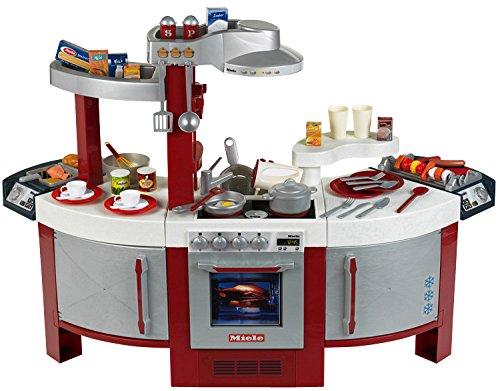 KLEIN Theo 9125 - Miele Cocina No. 1 Con Numerosos Accesorios