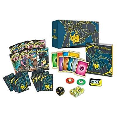 Pokemon JCC - Caja de Entrenador Élite Unión de Aliados, Español (POETTU01) de The Pokemon Company