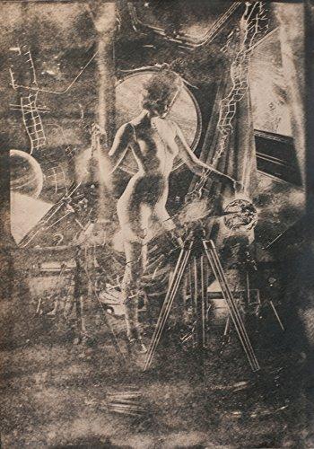 Pavel Anushchenko Die Schaffung von Planets-1cyanotypie Poster 30x 42cm