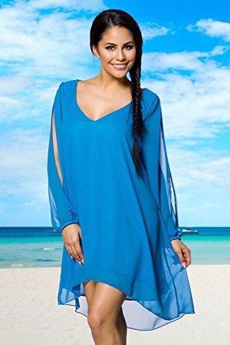 luxury & good Dessous -  Vestito  - Donna Blu