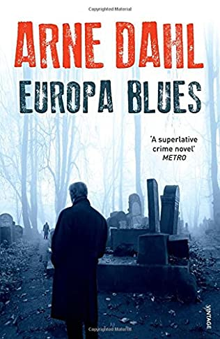 book cover of Europa Blues