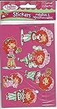 Stickers Metallises Repositionnables Charlotte aux Fraises