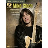 Mike Stern Signature Licks Step By Step Breakdown Techniques Tab Bk/Cd