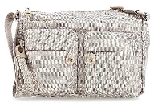 MANDARINA DUCK MD20 Medium Crossover Light Taupe