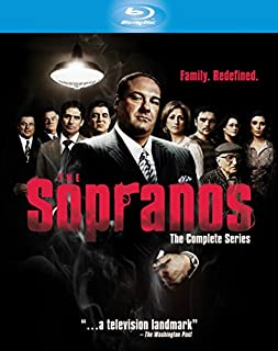 The Sopranos - Complete Collection [Blu-ray] [1999] [Region Free] (B00K0OZ3Y4) | Amazon Products