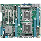 ASUS Server Mainboard Z9PA-D8C 2x Socket 2011 Inte