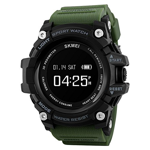 Smartwatchmovement Running Chronograph Waterproof Multifunction Digital Watches D