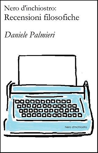 Nero d'inchiostro: recensioni filosofiche (vol. 1)