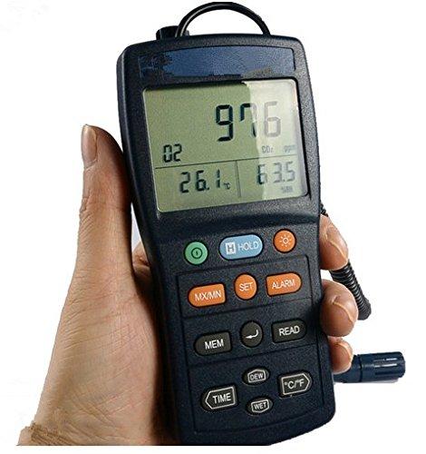 Gowe Dual Wellenlänge ndir Infrarot-CO2Meter Sensor (non-dispersive Infrarot) CO2Gas Tester - Infrarot-co2-sensor