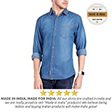 Fashion-Freak-Denim-Shirt-For-Men-Jean-Shirt-DS002