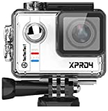 TecTecTec 4K Actionkamera XPRO4+ Ultra HD Sport Action Kamera Action Camera WIFI 4K Full HD 1080P...