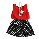 store-online-ropa-para-nias-las-nias-falda-traje-internet-chaleco--set-de-dos-piezas-vestido-plisado-100-23-aos-rojo