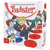 Hi-Sun TourKing Twister Game Juego de Suelo de Tablero de Deporte al...