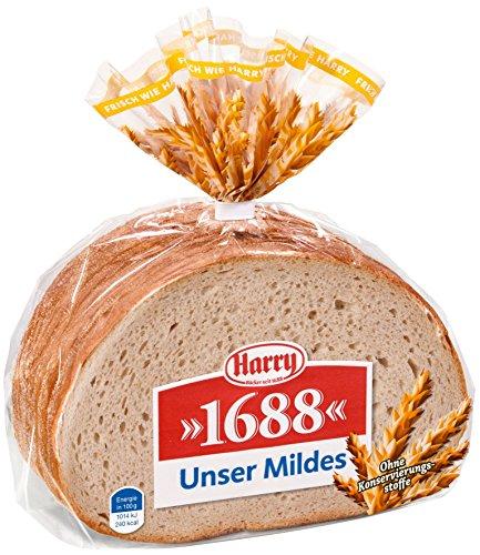 Harry 1688 Unser Mildes 500g - Brot