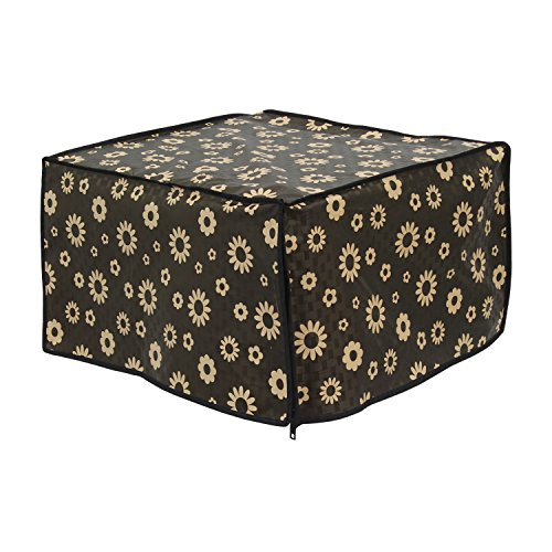 Lithara Floral Print Microwave Oven Cover for Whirlpool Magicook-Elite 20 ltr  available at amazon for Rs.399