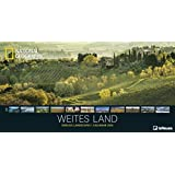 Weites Land 2016 - National Geographic Fotokalender/ Panoramaformat - 64 x 33 cm