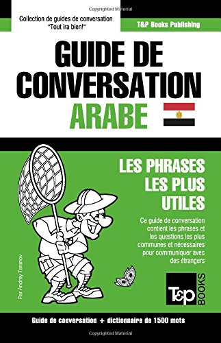 Descargar Libro Guide de conversation Français-Arabe égyptien et dictionnaire concis de 1500 mots de Andrey Taranov