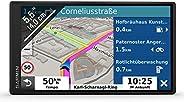 Garmin DriveSmart 55 MT-D EU Navi - Rahmenloses Touch-Display, 3D-Navigationskarten und Live-Traffic Via DAB+