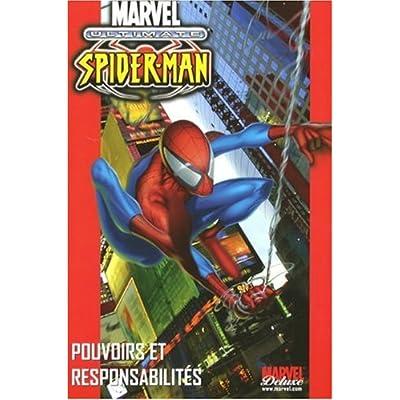 Best Of - Ultimate Spider-Man, Tome 1 : Pouvoirs et responsabilités
