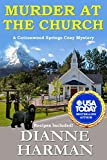 Murder at the Church: Cottonwood Springs Cozy Mystery Series (English Edition)