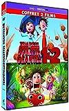 Tempête de boulettes géantes 1 & 2 [DVD + Copie digitale] [Import italien]