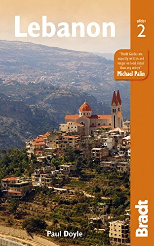 Lebanon (Bradt Travel Guides) (English Edition)