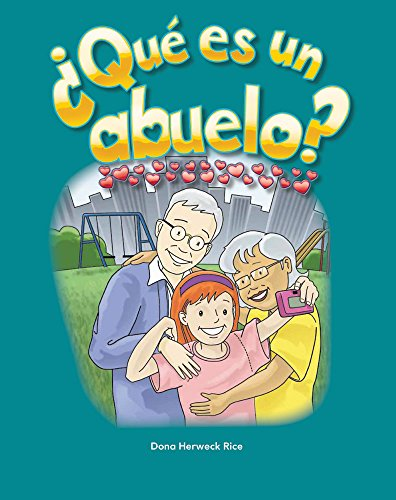 Que Es Un Abuelo? (What Makes a Grandparent?) Lap Book (Spanish Version) (Las Familias (Families)) (Literacy, Language, and Learning) por Dona Rice