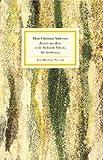Buchinformationen und Rezensionen zu Bericht einer Reise in die Sächsische Schweiz (Insel-Bücherei) von Hans Christian Andersen
