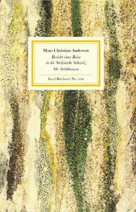 Buchseite und Rezensionen zu 'Bericht einer Reise in die Sächsische Schweiz (Insel-Bücherei)' von Hans Christian Andersen