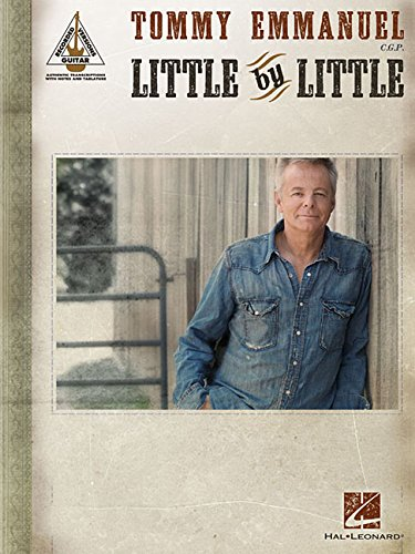 Tommy emmanuel: little by little guitare (Guitar Recorded Versions)